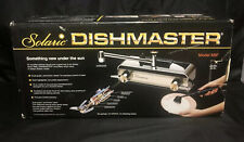 Dishmaster Solaric M87 Dishwasher Gold Highlight Kitchen Faucet