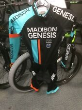 Madison genesis Pro long sleeve One Piece Skin Suit Team kit Youth/Adult xs