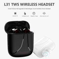 Ture sans fil dans l'oreille Hifi Bluetooth 5.0 TWS écouteur avec micro mains