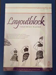 Layoutblock A2 Hahnemühle Markerblock Copic Marker Papier DIN A2 Art.Nr.10625080