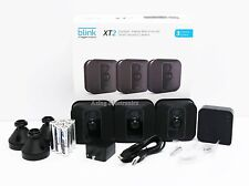 New ListingBlink Xt2 3-Camera Indoor/Outdoor Wire-Free 1080p Surveillance System