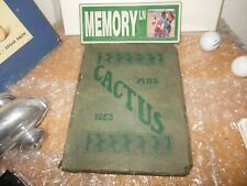 ORIGINAL 1923 MARION HIGH SCHOOL YEARBOOK/ANNUAL/JOURNAL/MARION, INDIANA