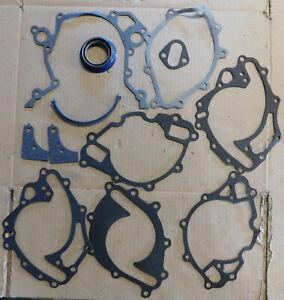 Detroit 14253 Timing Cover Gasket Set  For 1979-97 Ford 255-302-351W CID V8 Cyl