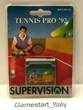 Tennis Pro 92 supervision Watara-NEW SEALED-NEW SEALED-RARE