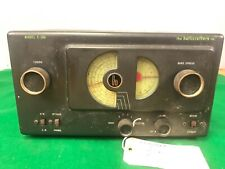 Hallicrafters S-38A Shortwave Receiver   AWA SSS# 275