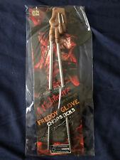 ** Freddie Kruger ** - Glove Chocksticks (BRAND NEW)
