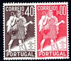 PORTUGAL 1937 599-600 ** POSTFRISCH TADELLOS SATZ (I3356