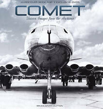 Comet: Unseen Images From the Archives (+ DVD) De Havviland Comet Jetliner