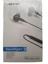 BRAND NEW Bose SoundSport In-ear Charcoal Black Headphones