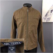 Arc'Teryx Arcteryx Crosswire Casual Urban Jacket Mens Size M Olive/Brown Coat