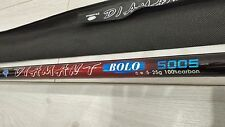BOLOGNESE  ROD -100% CARBON -5m(17FT)