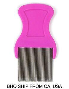 Dandruff Combs (Pink)