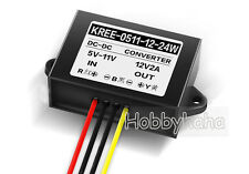 NEW 1pcs Industry Grade DC6V To Direct Current 12V /2A Step-Up Converter