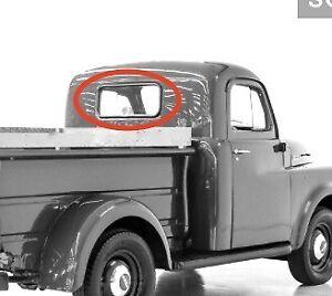 1954-1956 Dodge C-Series Truck Rear Window Rubber for Single Rear Window