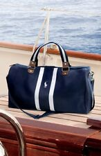 Ralph Lauren Polo Blue / Weekend / Travel / Gym / Holdall / Duffle Bag. New.