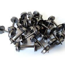 "InterMountain 40055 - 33"" HO Scale (100 pk) Metal Wheel Set"