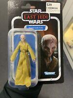 """Star Wars Vintage Collection TLJ Supreme Leader Snoke 3.75"""" Figure VC121"""
