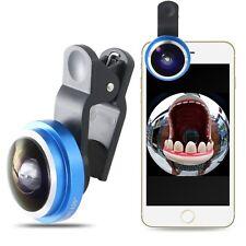 Lente Fisheye - Obiettivo Universale per Smartphone -  Angolo 235 °