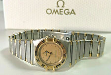 OMEGA - CONSTELLATION LADY 18K/STAINLESS STEEL 795.1080.1 - FULL SET EXCELLENT !