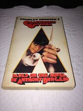 1st A Clockwork Orange - Anthony Burgess - Stanley Kubrick reel edition 1972