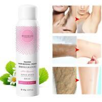 100% natürliches Spray zur dauerhaften Haarentfernung