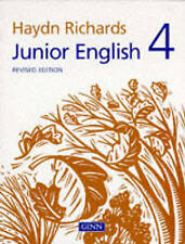 Junior English Revised Edition 4 by Pearson Education Limited (Paperback, 1997)