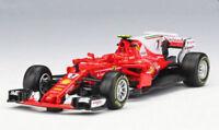 FERRARI F1 KIMI RAIKKONEN 1:43 Car NEW Model Diecast Die Cast  Metal Formula One