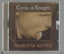 MARLENE KUNTZ COME DI SDEGNO  - CD COME NUOVO!!