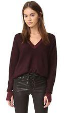 Rag & Bone/JEAN Taylor V Neck Sweater Size Xs MSRP $250