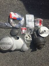 91 Honda Z50R Monkey OEM Parts Lot-Engine Cover-brake line-Coil-air Filter Trail