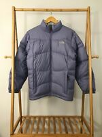 The North Face 550 Girl's Puffer Goose Down Full Zip Coat Jacket Size YOUTH XL