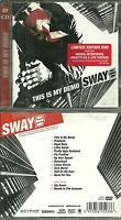 CD + DVD - SWAY : THIS IS MY DEMO / R&B - RAP / EDITION LIMITEE