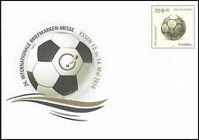 Sonder-GS Briefmarken-Messe Essen 2016 – Fußball – 70+30 Cent – Ausgabe 2.5.2016