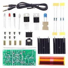 15-24V/2A 15W Tesla Coil Plasma Electric Arc Electronic DIY Kit Music Play (-1 L