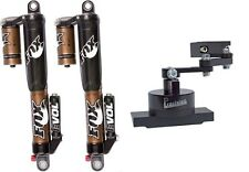 Fox Float 3 Evol RC2 Houser Front Shocks + Precision Steering Stabilizer TRX450R