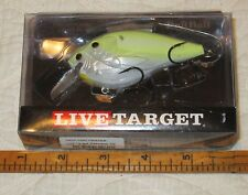 Koppers Live Target YP73 YP98 YP115 Yellow Perch Pick Model Color /& Qty NIP