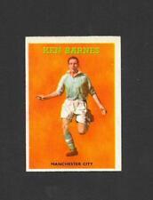 ABC Gum, Footballers, Quiz, #29 Ken Barnes, Manchester City 1959