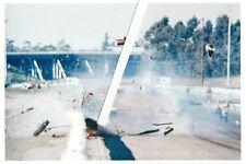 1960s Drag Racing-NHRA-1968 Corvair Funny Car-Pisano Bros-Crash at Orange County