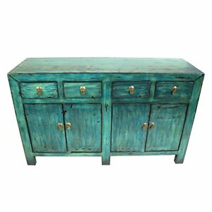 FRENCH STYLE HANDMADE WOODEN SIDEBOARD - FURNITURE
