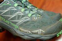 La Sportiva Akyra Running Shoes Women's US Size 9.5 Blue/Green/Grey 0086