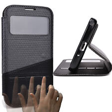 Kroo Touch Slide to Answer Cover Case for Samsung Galaxy S4 SGS4SL-1