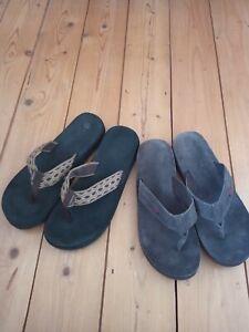 Men's flipflops - 2 pairs