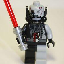 Lego Star Wars DARTH VADER BATTLE DAMAGED 7672 COMPLETE minifig minifigure