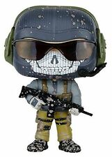 "Funko Pop Call of Duty Lt. Simon ""Ghost"" Riley #70 Vinyl Figure NIB"
