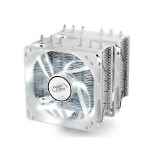 DEEPCOOL NEPTWIN WHITE 120mm CPU Cooler for Intel