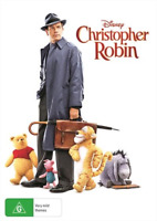 Christopher Robin (DVD) (2018) (Region 4) New Release
