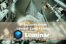 50 Exclusive Urban Luminar 3 And 4 Looks (Fast Email Delivery)