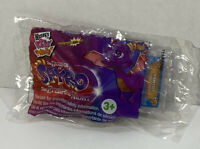 2007 Spyro the Eternal Night Cynder Wendy's Restaurant Keychain Promo NEW IN BAG
