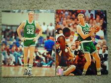 Boston Celtic Legend Larry Bird Photos