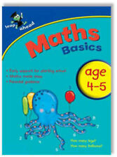 Learn Maths Basics  age 4-5 New Book
